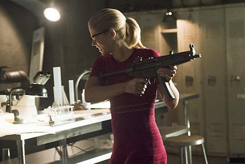 "Arrow - ""Restoration"" - 4x03"