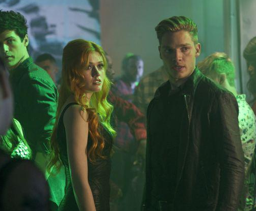"ShadowHunters - 1x04 - ""Raising Hell"""