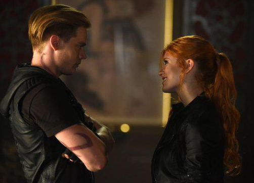 """ShadowHunters - 1x06 - """"Of Mens And Angels"""""""