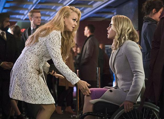 "Arrow - 4x14 - ""Code Of Silence"""