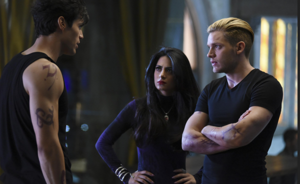 """ShadowHunters - 1x09 - """"Rise Up"""""""