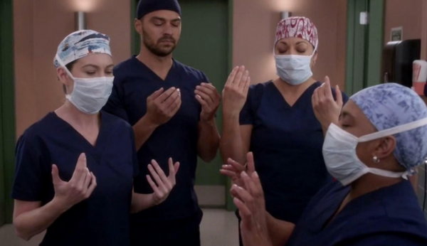 "Grey's Anatomy - 12x13 - ""All Eyez On Me"""