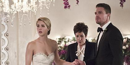 "Arrow - 4x16 - ""Broken Hearts"" - REPRISE !"
