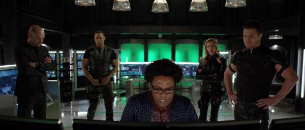"Arrow - 4x17 - ""Beacon Of Hope"""