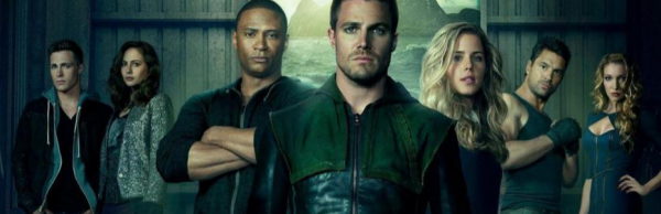 "Arrow - 4x18 - ""Eleven Fifty Nine"""
