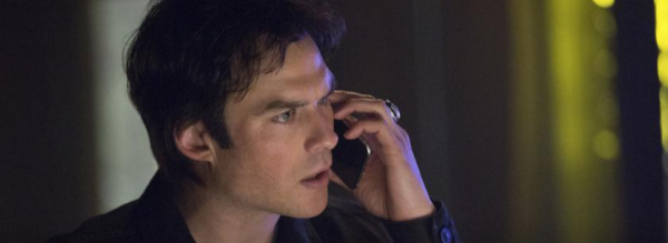 "Vampire Diaries - 7x17 - ""I Went To The Woods"""