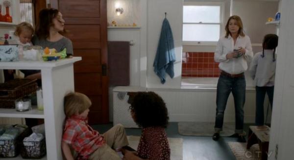 "Grey's Anatomy - 12x20 - ""Trigger Happy"""