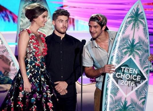 Teen Choice Awards 2016 - Le Palmarès !