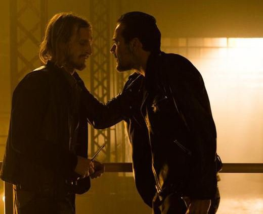 """The Walking Dead - 7x03 - """"The Cell"""""""