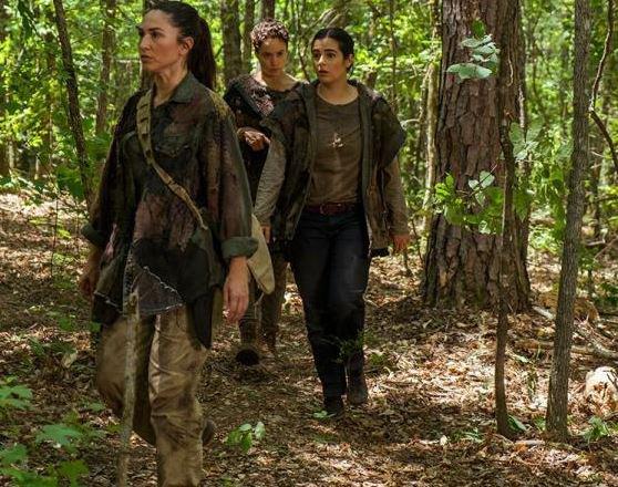 """The Walking Dead - 7x06 - """"Swear"""""""