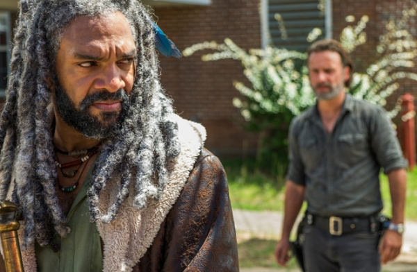 "The Walking Dead - 7x09 - ""Rock In The Road - REPRISE !"