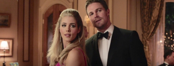 "Arrow - 5x20 - ""Underneath"""