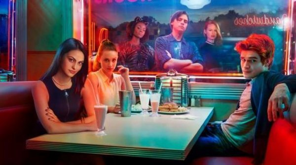 "Riverdale - 2x02 - ""Nighthawks"""