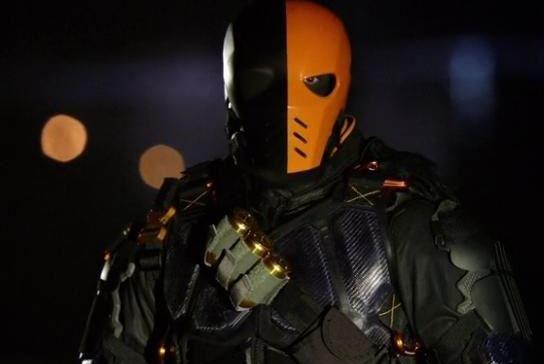 """Arrow - 6x05 - """"Deathstroke Returns"""""""