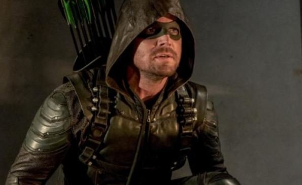 "Arrow - 6x12 - ""All For Nothing"""