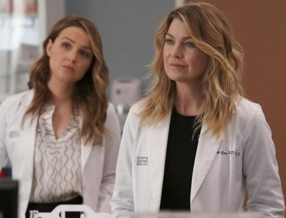 "Grey's Anatomy - 14x14 - ""Games People Play"""
