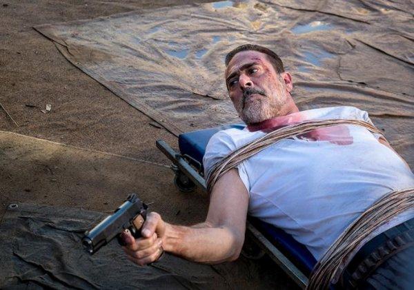 "The Walking Dead - 8x14 - ""Still Gotta Mean Something"""