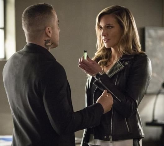 "Arrow - 6x17 - ""Brothers In Arms"""