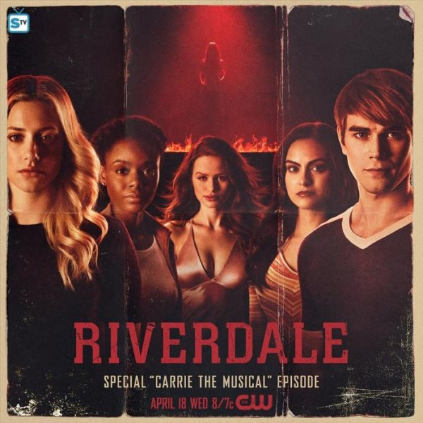"Riverdale - 2x18 - ""A Night To Remember"" - Reprise !"