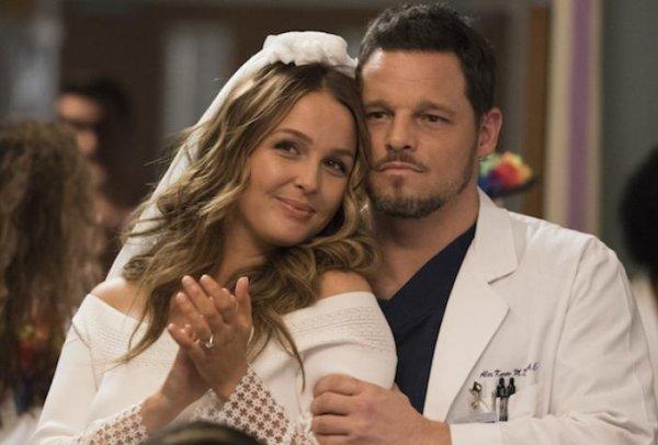 """Grey's Anatomy - 14x21 - """"Bad Reputation"""""""