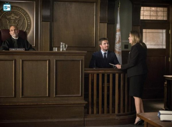"Arrow - 6x23 - ""Life Sentence"" - SEASON FINALE !"