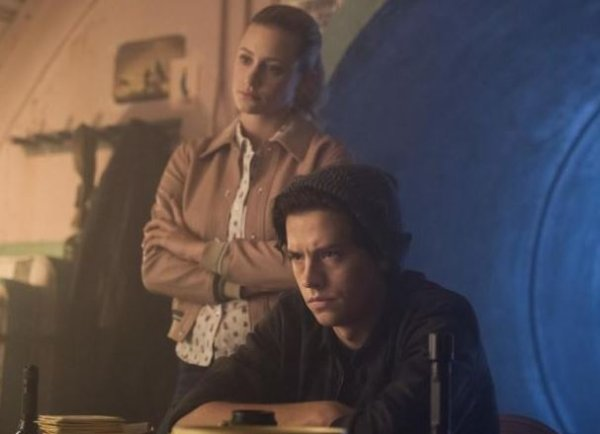 """Riverdale - 3x02 - """"Fortune And Men's Eyes"""""""