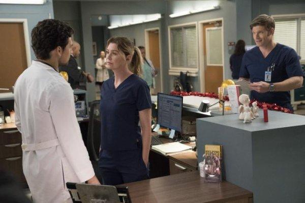"Grey's Anatomy - 15x12 - ""Girlfriend In A Coma"""