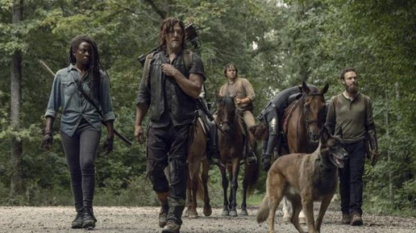 "The Walking Dead - 9x09 - ""Adaptation"" - REPRISE !"