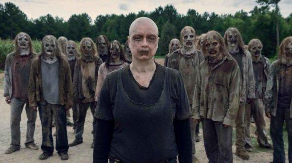 "The Walking Dead - 9x10 - ""Omega"""