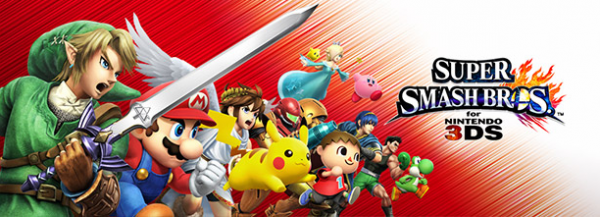 TOP 5 characters that should have been included in Super Smash Bros. for Nintendo 3DS