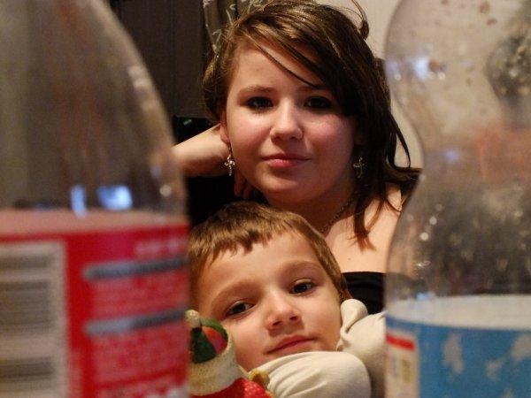 La belle soeur et gabriel mon fils
