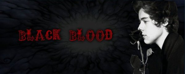 Bannière Black Blood