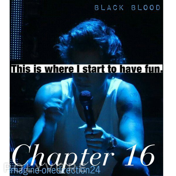 Chapter 16 - This is where I start to have fun