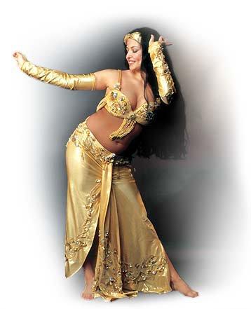 Pays des rêves de l'enfance et de la danse orientale.....