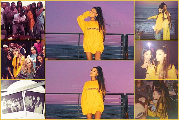 . ▬ Joyeux 24ème anniversaire à la magnifique Ariana Grande-Butera!    .