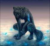 Aucun loup sait faire ça (apars peut être ala limite ce qui sont dressé mais peut être)