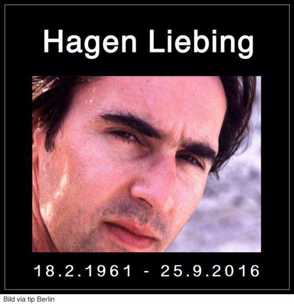 Hagen Liebing (1961 - 2016)