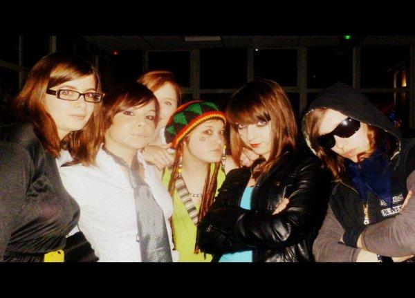 soirée carnaval au lycée ;) <3