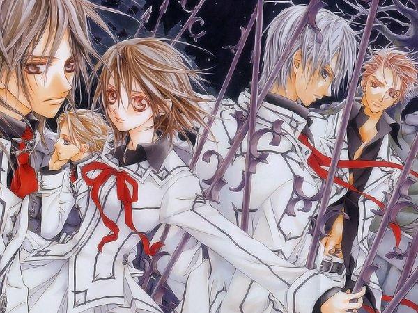 + ヴァンパイア騎士 ~ Vampire Knight de Matsuri Hino (shojo)