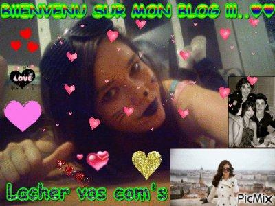 Bienvenue sur mon blog ♥♥..!!