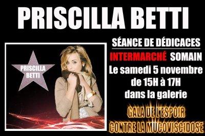 ~♥ Priscilla Le 5 Novembre a Somain ♥♥..!!