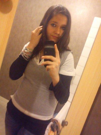 Le reflet de mon miroir ! ♥♥