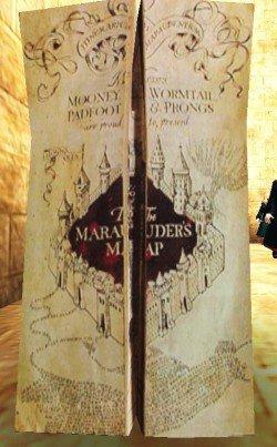 Carte du Maraudeur ♥