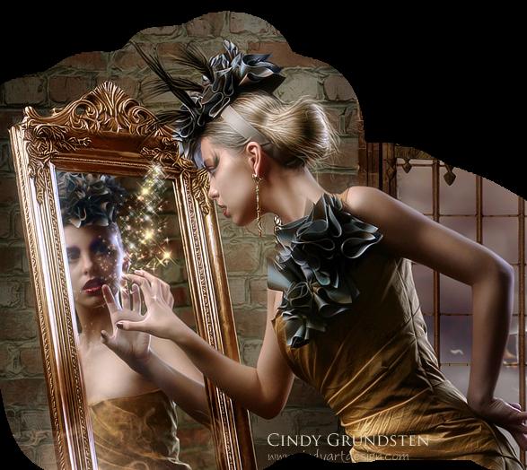 """""""Etre authentique c'est accepter de voir qu'on est ce qu'on est et pas ce qu'on imagine être en regardant son personnage dans un miroir."""" - Karlfried Graf Durckheim"""