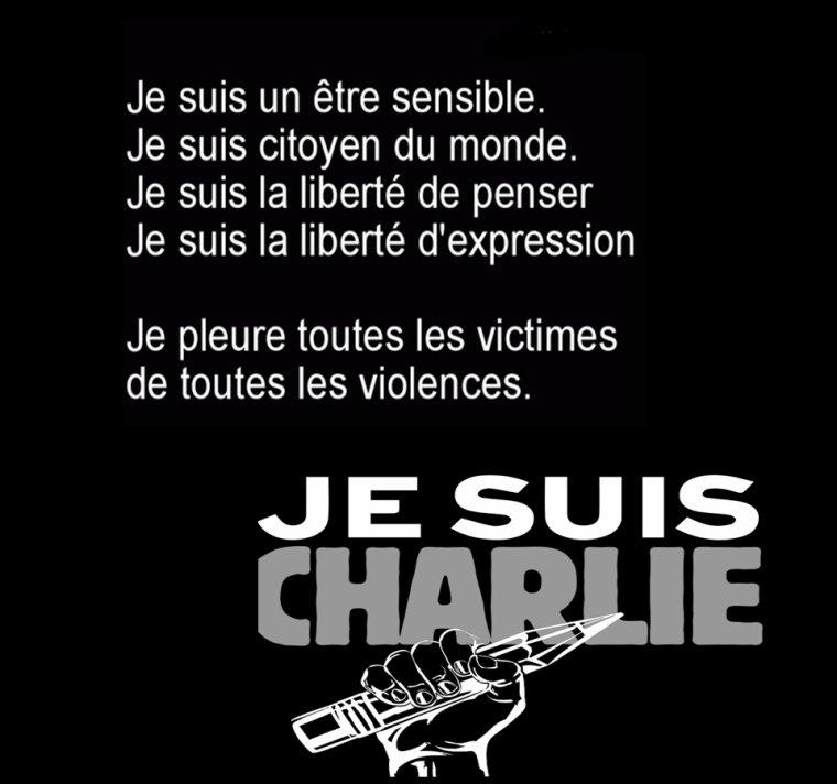 ....JE SUIS CHARLIE