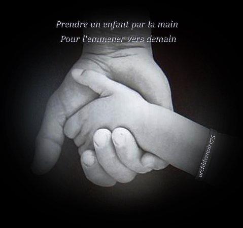Toutes les grandes personnes ont d'abord été des enfants, mais peu d'entre elles s'en souviennent. » Antoine de Saint-Exupéry