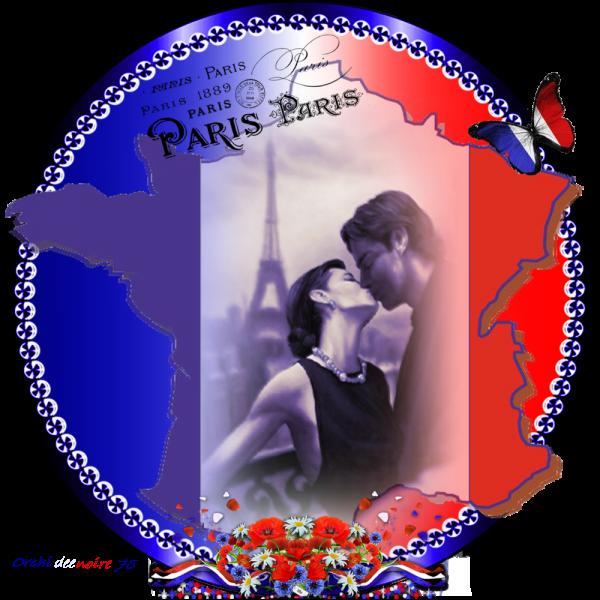 Bonne Fête Nationale à vous tous! Il est toujours bon de remettre en mémoire nos traditions françaises. 14 Juillet 2017, une autre année de fête de la prise de la Bastille.  Bon 14 Juillet à tOUS et toutes,  amusez- vous, oubliez tous vos soucis  ... C'est la fête au pays! Ce soir vous avez  le droit de faire de bruit.