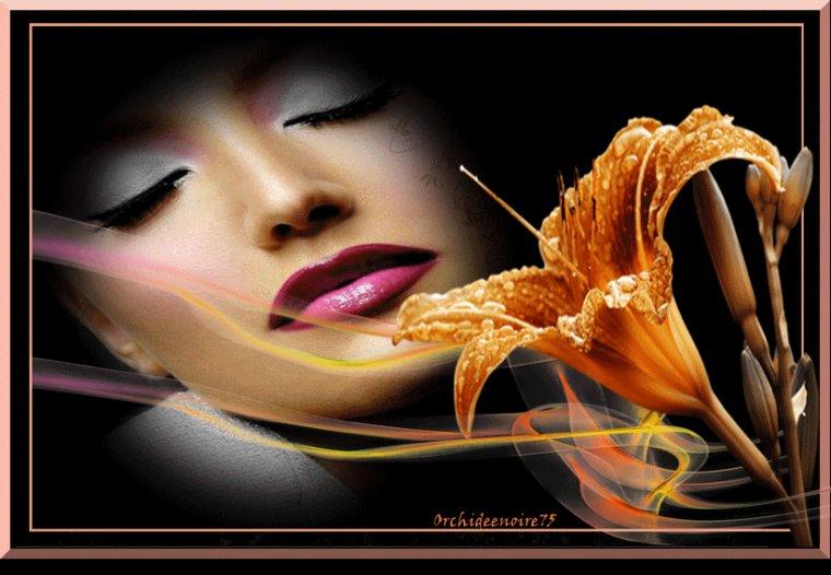 La beauté que le plus de prestige entoure est celle dont rayonne le visage de la femme. Qu'y a-t-il dans cet éclat, dans ce poli et dans ces contours de la chair qui force à l'admiration et allume la passion la plus ardente ? Il y a une âme, une âme qui anime ces traits d'une muette éloquence, et va droit au c½ur pour y porter de douces émotions ou l'embraser d'une vive flamme.