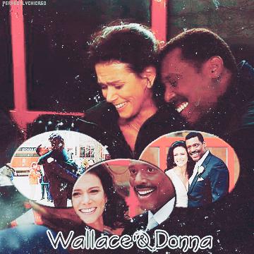 Article # Séries • Personnages/Acteur • Couples • Amitiés • Saisons/Épisodes • Article Spécial • Autres Articles  Wallace&Donna ♥Montage