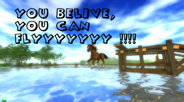 YOU BELIVE, YOU CAN FLYY *O*